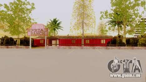 Neue Texturen für den club in Las Venturas für GTA San Andreas