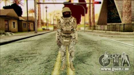 Waldläufer (CoD: MW2) v3 für GTA San Andreas