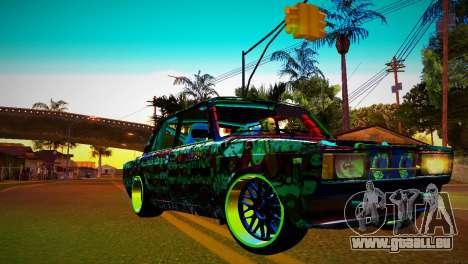 VAZ 2105 Dérive pour GTA San Andreas