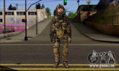 Task Force 141 (CoD: MW 2) Skin 8 für GTA San Andreas