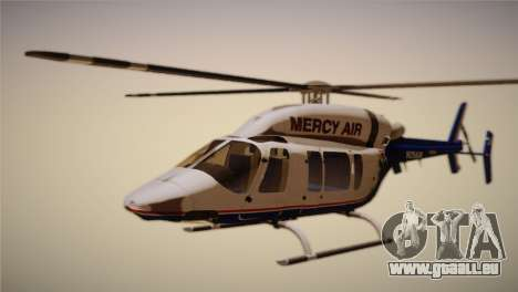 Bell 429 v3 pour GTA San Andreas