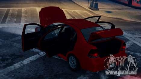 GTA 5 Asea für GTA 4 rechte Ansicht