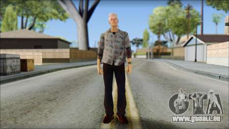 Doc from Back to the Future 1955 pour GTA San Andreas