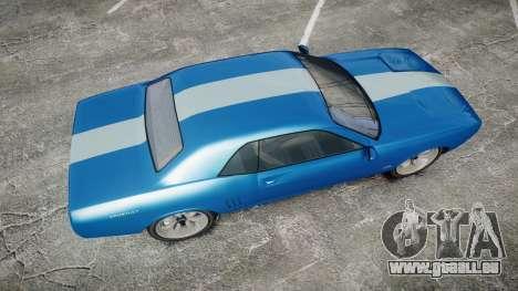 GTA V Bravado Gauntlet für GTA 4 rechte Ansicht