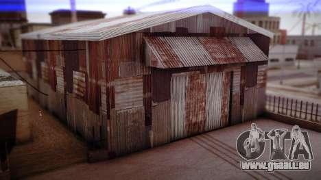 Graphic Unity v3 für GTA San Andreas siebten Screenshot