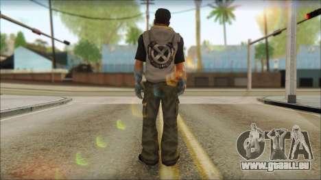 Iceman Street v1 für GTA San Andreas zweiten Screenshot
