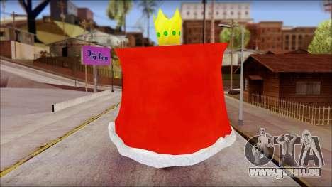 Kingjelly from Sponge Bob pour GTA San Andreas deuxième écran