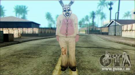 Manhunt Ped 7 pour GTA San Andreas