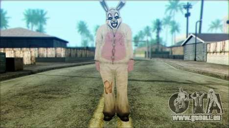 Manhunt Ped 7 pour GTA San Andreas