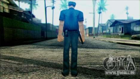 Manhunt Ped 2 pour GTA San Andreas deuxième écran