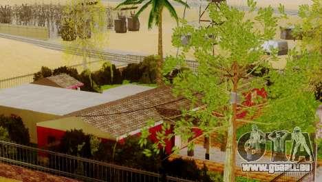 Neue Texturen für den club in Las Venturas für GTA San Andreas dritten Screenshot