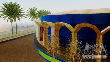 De nouvelles textures stadium à Los Santos pour GTA San Andreas troisième écran