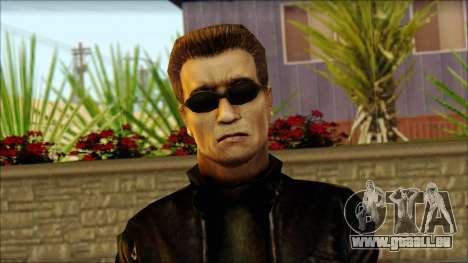 Arnold Shvarzneger für GTA San Andreas dritten Screenshot
