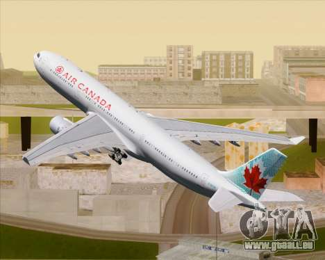 Airbus A330-300 Air Canada pour GTA San Andreas