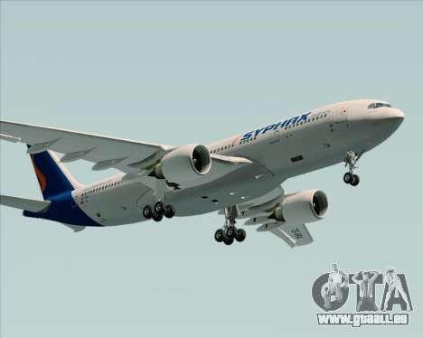 Airbus A330-200 Syphax Airlines pour GTA San Andreas vue de côté
