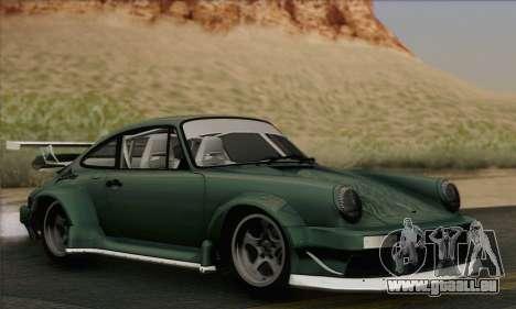 RUF CTR Yellowbird 1987 pour GTA San Andreas roue
