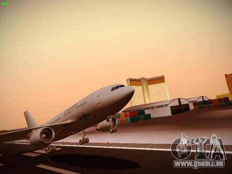 Airbus A310 MRTT Luftwaffe (German Air Force) für GTA San Andreas