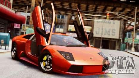 Lamborghini Murcielago 2005 für GTA 4