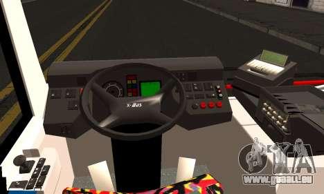 Design X4 Dreamer Blueline pour GTA San Andreas vue de droite