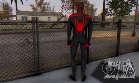 Skin The Amazing Spider Man 2 - New Ultimate pour GTA San Andreas troisième écran