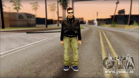 Shades Claude v2 pour GTA San Andreas