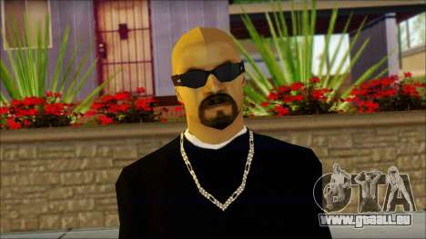 El Coronos Skin 1 pour GTA San Andreas troisième écran