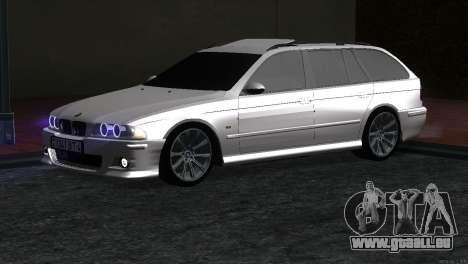 BMW 530d für GTA San Andreas