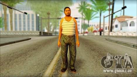 GTA 5 Ped 3 pour GTA San Andreas