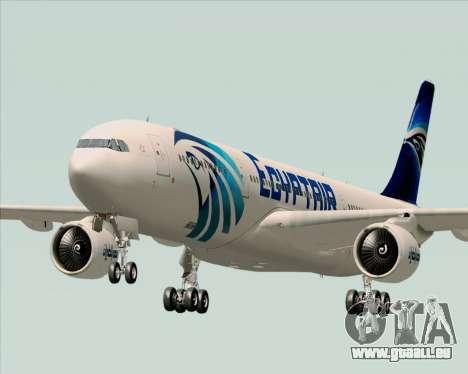 Airbus A330-300 EgyptAir pour GTA San Andreas