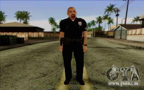 Polizei (GTA 5) Haut 2 für GTA San Andreas