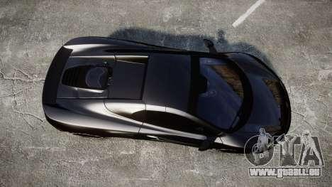 McLaren 650S Spider 2014 [EPM] Goodyear pour GTA 4 est un droit