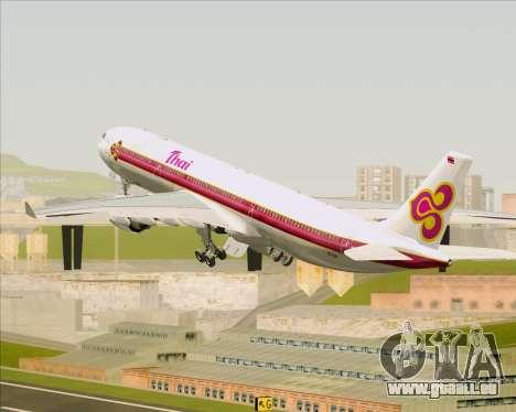Airbus A330-300 Thai Airways International für GTA San Andreas