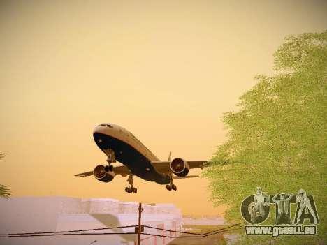 Boeing 777-2Q8ER Orenair Airlines pour GTA San Andreas