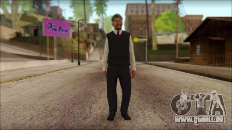 GTA 5 Ped 15 pour GTA San Andreas