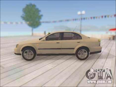 Chevrolet Evanda pour GTA San Andreas laissé vue