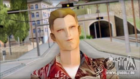 Biff from Back to the Future 1955 für GTA San Andreas dritten Screenshot