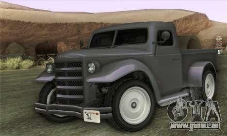 Bravado Duneloader Classic 1.0 (HQLM) für GTA San Andreas