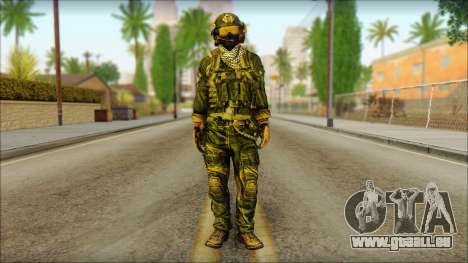 Combattant OGA (MoHW) v2 pour GTA San Andreas