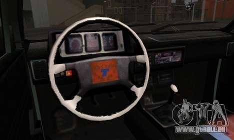 Tofas Dogan SLX 1999 1.6 für GTA San Andreas zurück linke Ansicht