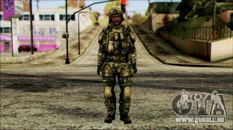 Kämpfer (PLA) v6 für GTA San Andreas