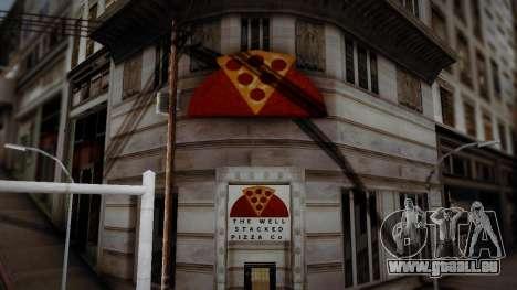 Graphic Unity v3 für GTA San Andreas sechsten Screenshot