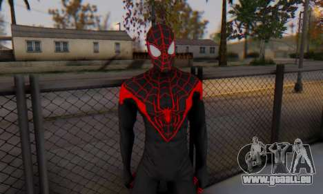 Skin The Amazing Spider Man 2 - New Ultimate für GTA San Andreas