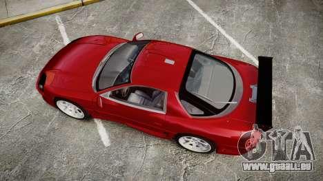 Mitsubishi 3000GT Tuner pour GTA 4 est un droit