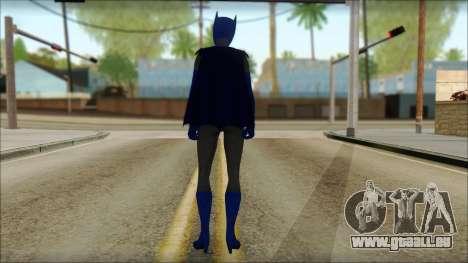 Batgirl für GTA San Andreas zweiten Screenshot