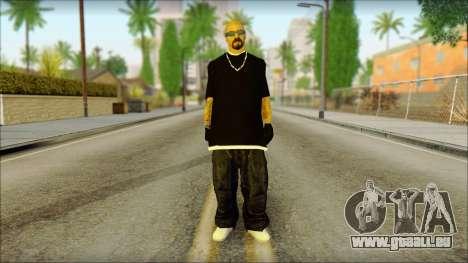 El Coronos Skin 1 pour GTA San Andreas