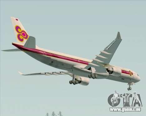 Airbus A330-300 Thai Airways International für GTA San Andreas Motor