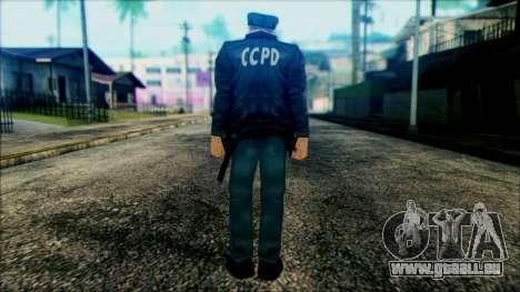 Manhunt Ped 3 pour GTA San Andreas deuxième écran
