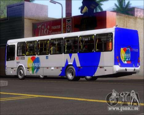 Marcopolo Torino 2007 Volksbus 17-230 EOD pour GTA San Andreas