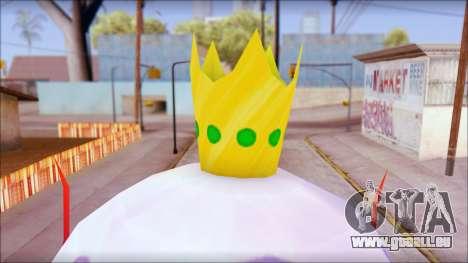 Kingjelly from Sponge Bob pour GTA San Andreas troisième écran