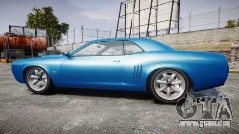 GTA V Bravado Gauntlet für GTA 4 linke Ansicht